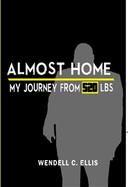 Almost Home My Journey Fro ... cover image