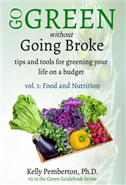 Go Green without Going Broke cover image