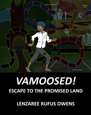 Vamoosed! Escape To The Promised Land cover image
