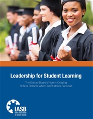 Leadership for Student Learning cover image