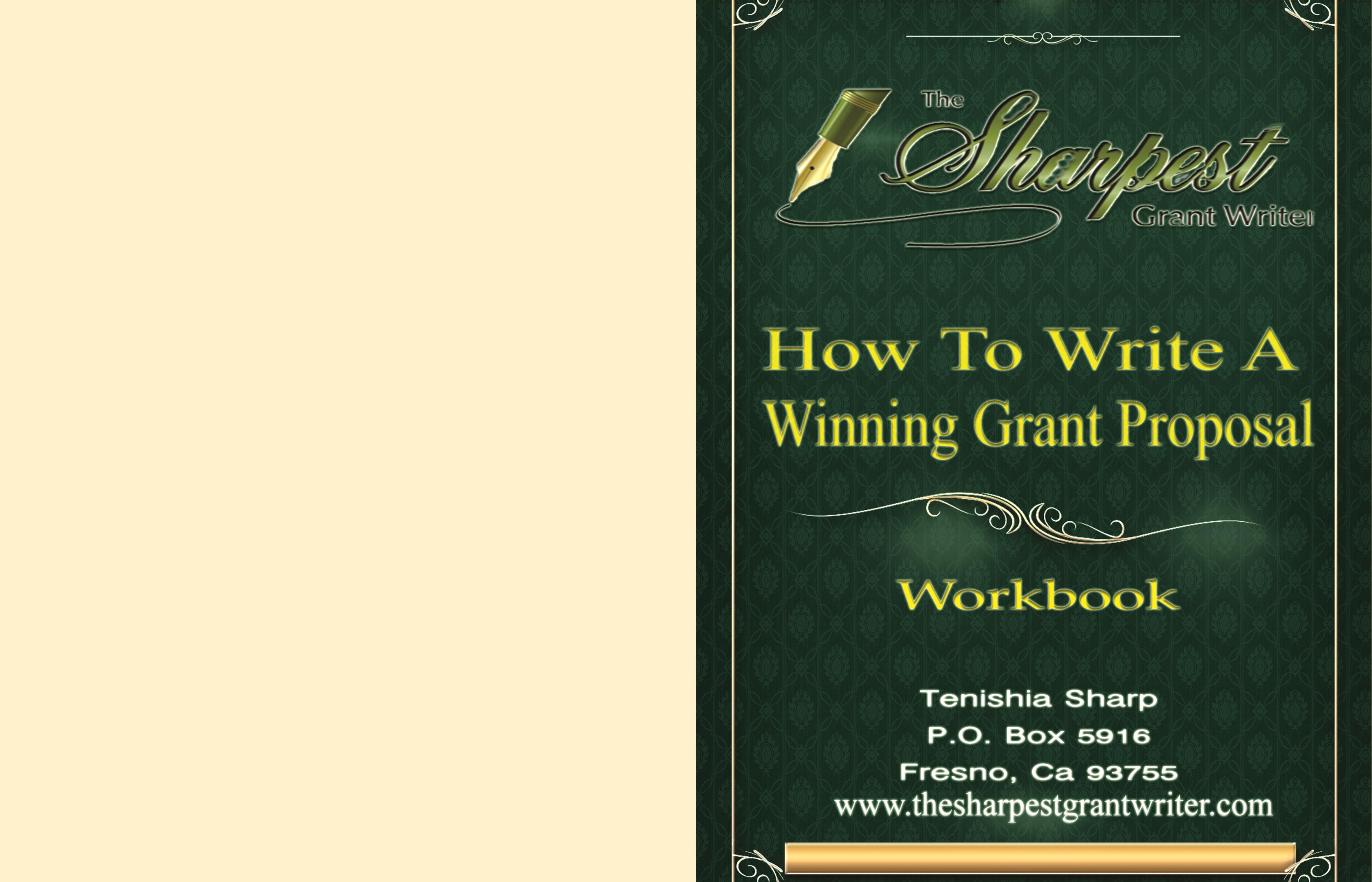 grant thesis writing