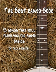 The Best Banjo Book cover image