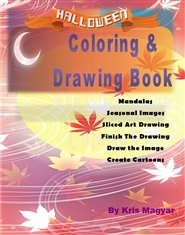Halloween Coloring & Drawing Book cover image