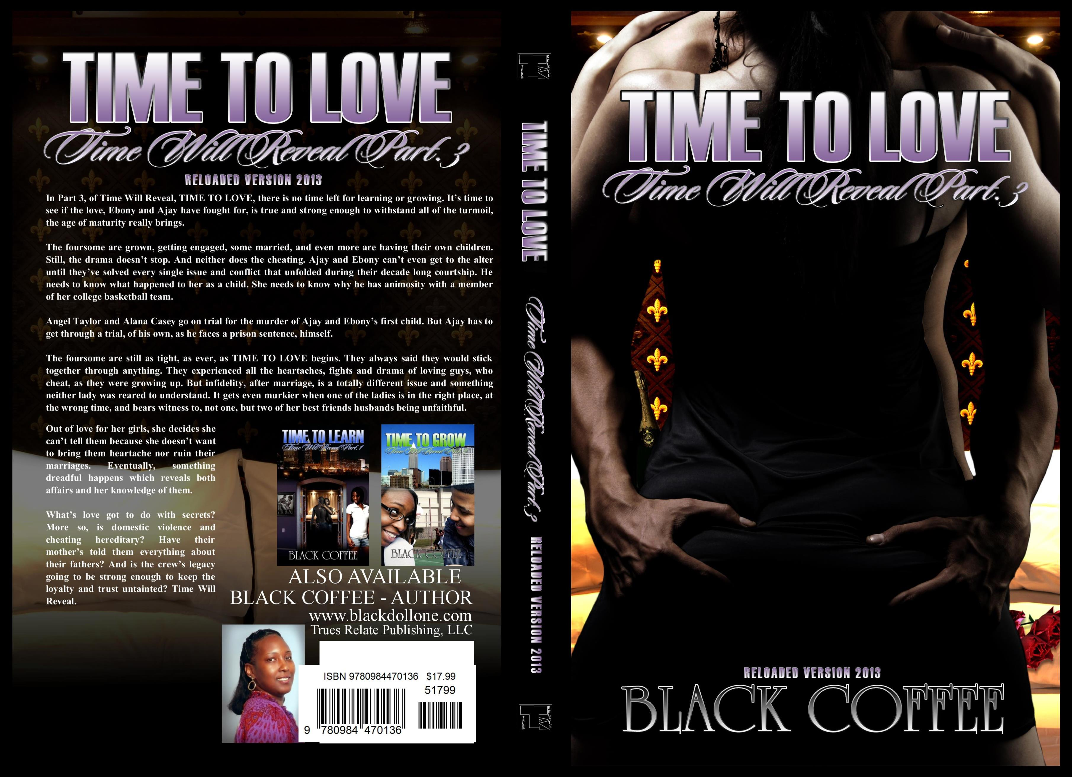 TIME TO LOVE-RELOADED-Time Will Reveal part 3 cover image