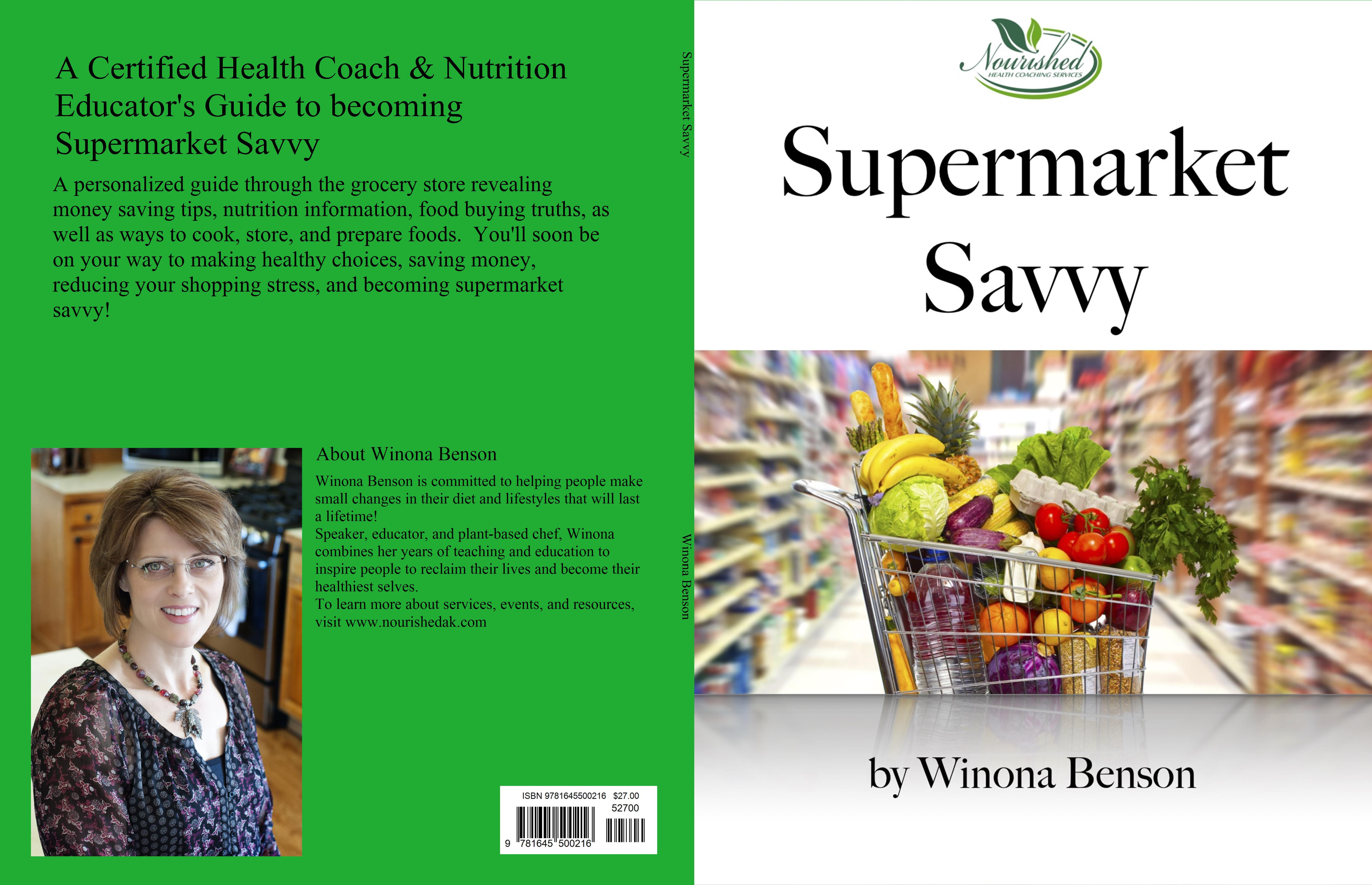 Supermarket Savvy cover image
