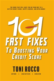 101 fast fixes to boosting your credit score by toni rocco 995 101 fast fixes to boosting your credit score cover image ccuart Image collections