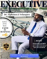 Faith In Business by Dr. Alphonso J. Velasquez  cover image