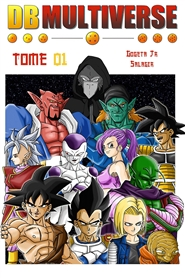 Dragon Ball Multiverse 01 cover image