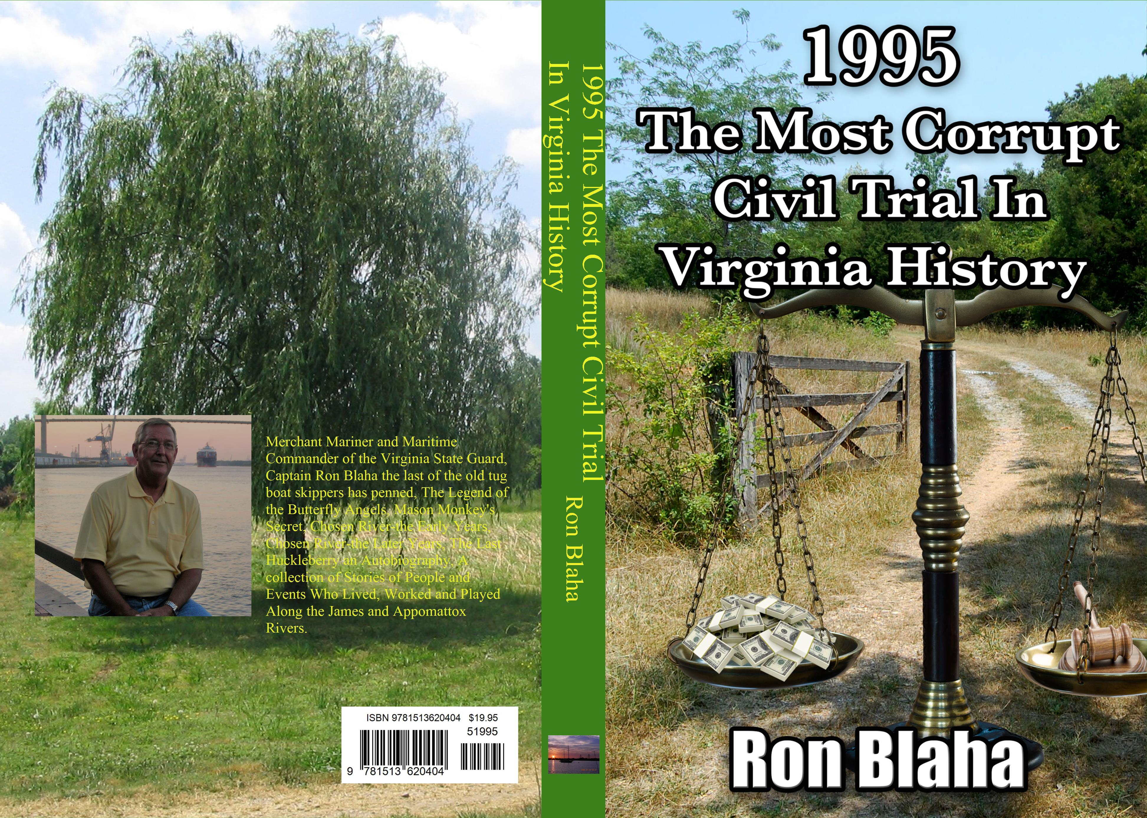 1995 The Most Corrupt Civil Trial In Virginia History cover image