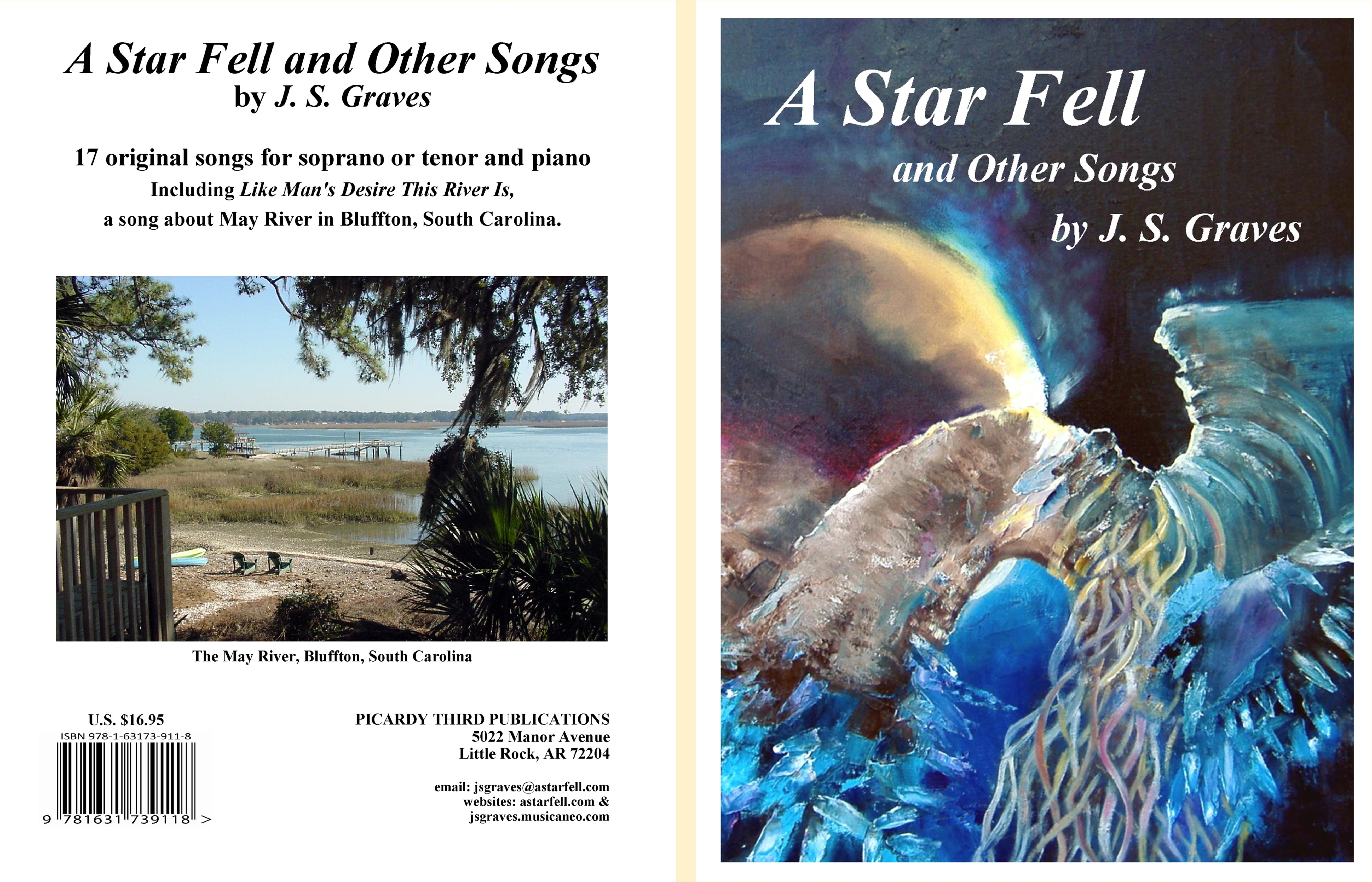 A Star Fell and Other Songs (Carolina Edition) cover image
