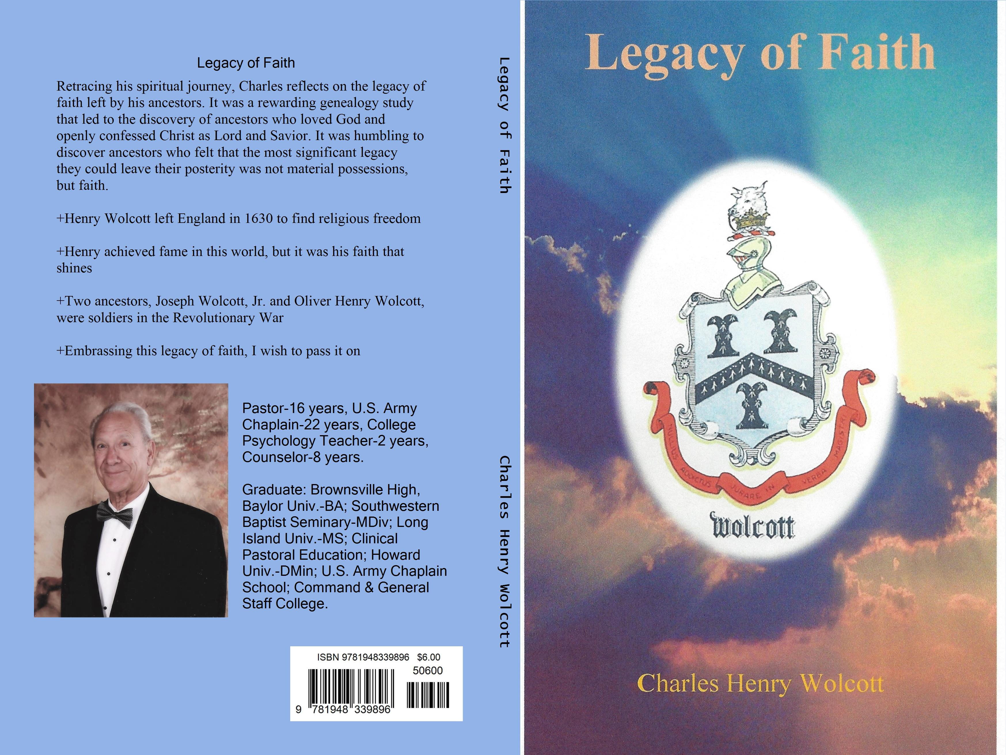 Legacy of Faith cover image