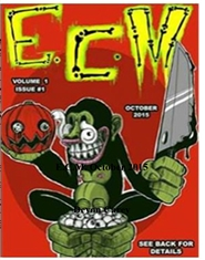 E.C.M. October 2015 cover image