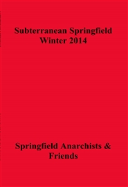 Subterranean Springfield Winter 2014 cover image
