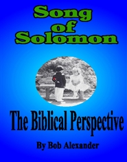 The Song of Solomon cover image