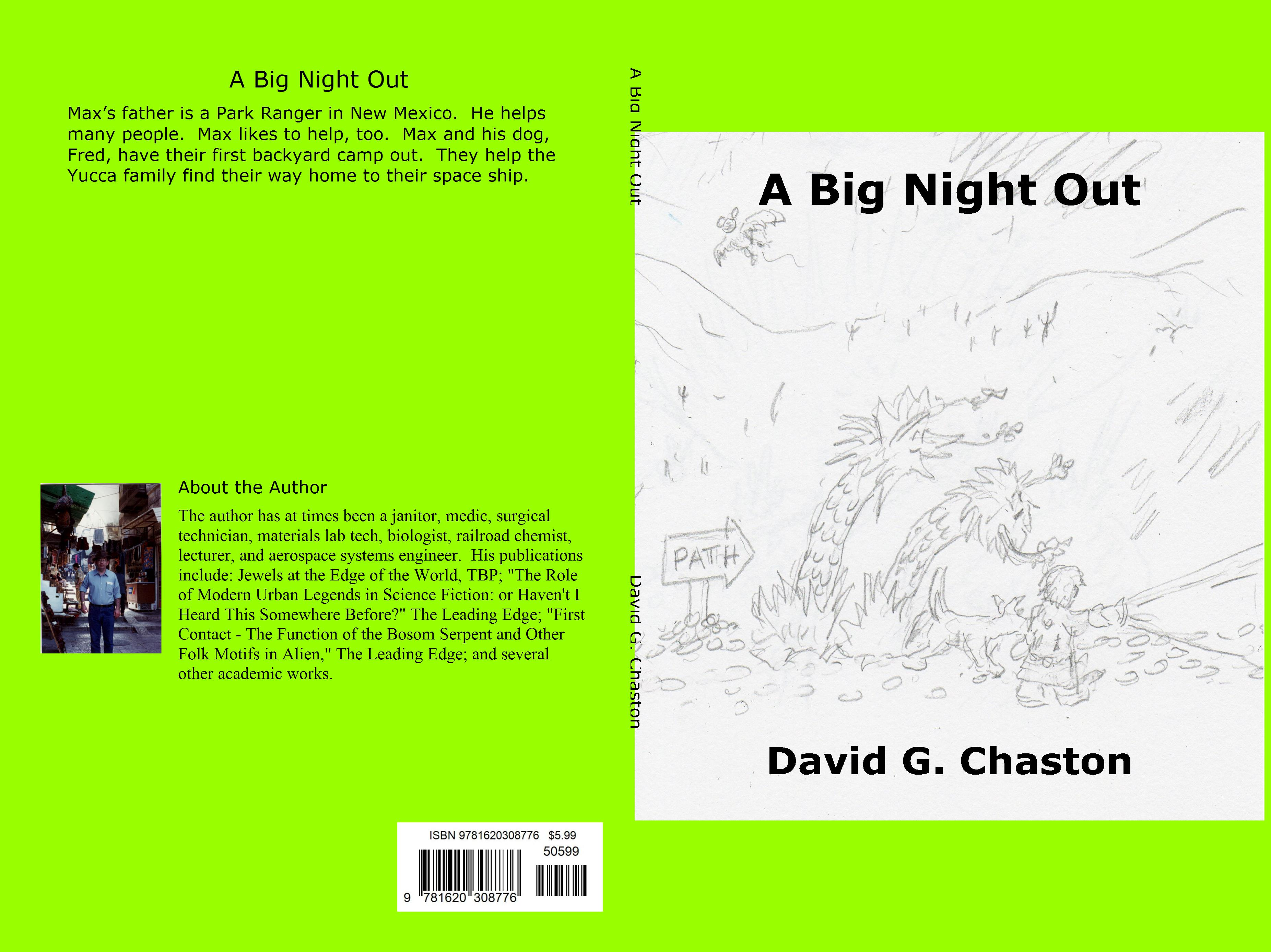 A Big Night Out cover image