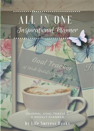 All In One Inspirational Planner cover image