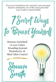 7 Secret Ways to Brand Yourself cover image