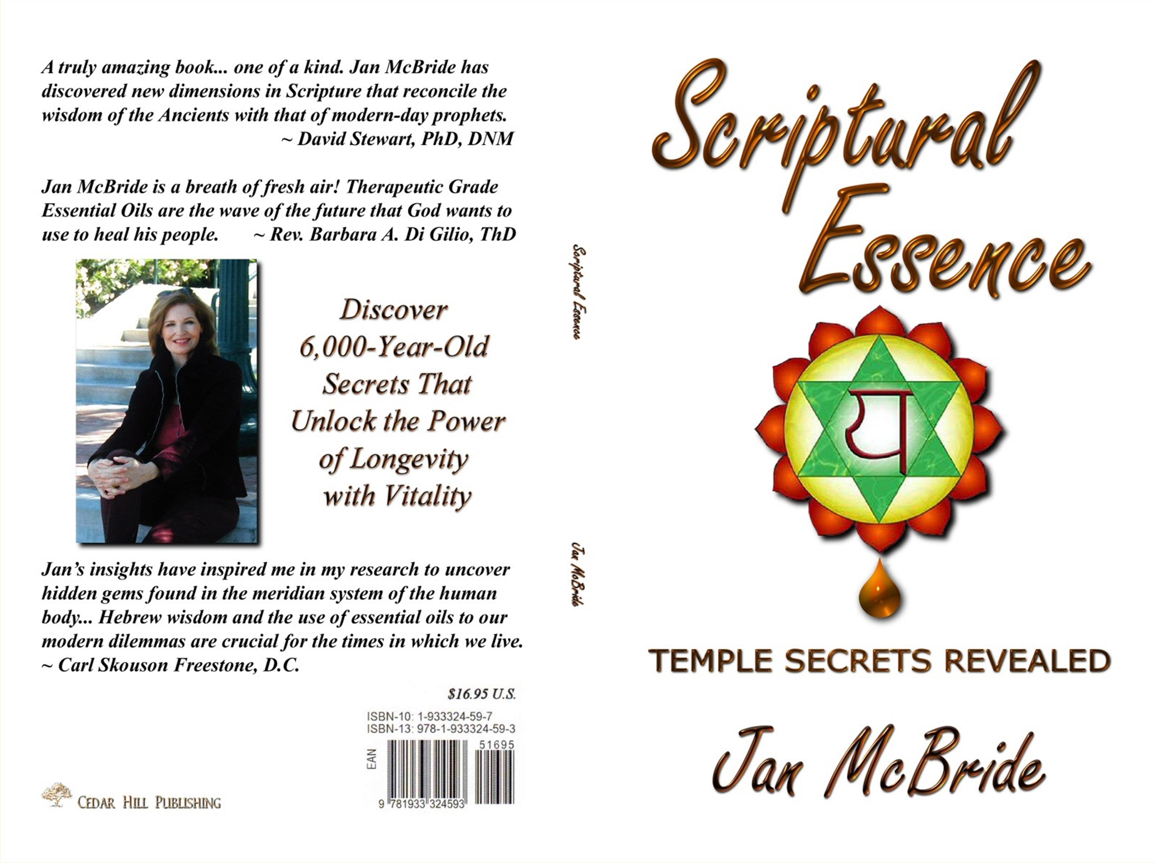Scriptural Essence--Temple Secrets Revealed cover image