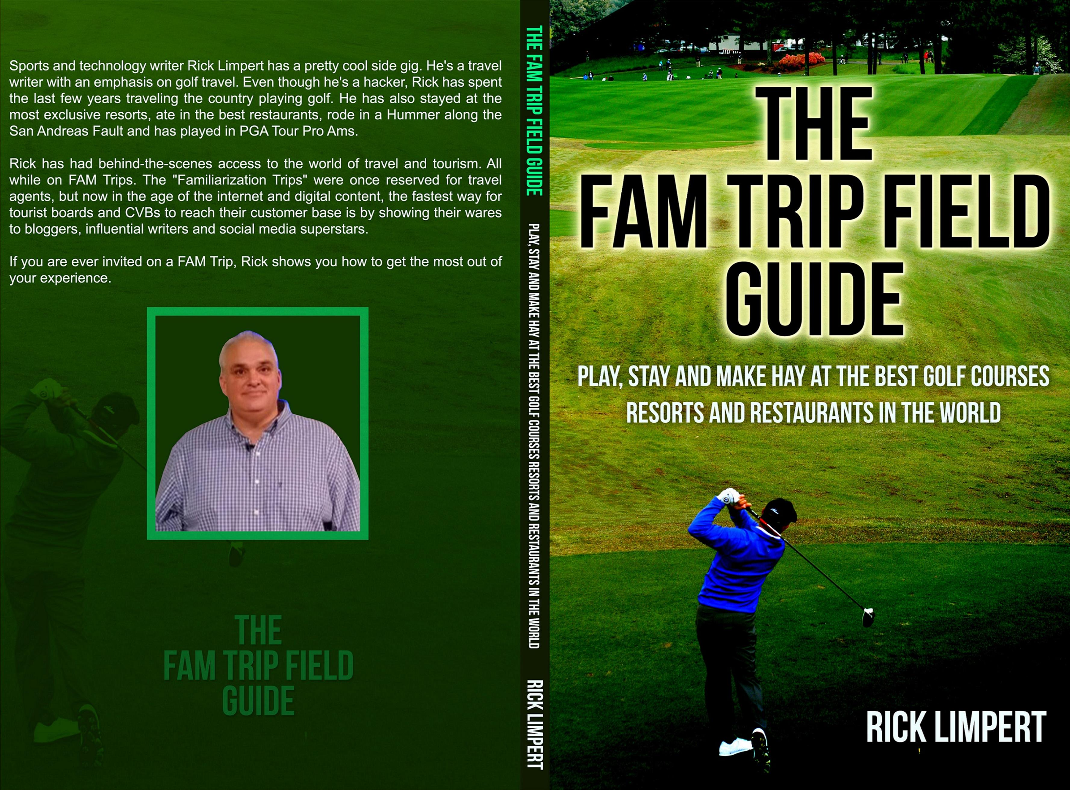 The Fam Trip Field Guide cover image
