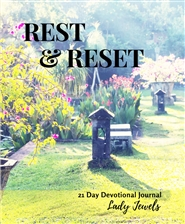 Rest & Reset: 21 Day Devotional Journal cover image