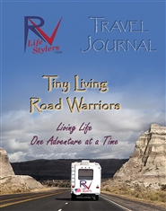 RV Lifestylers Travel Journal cover image