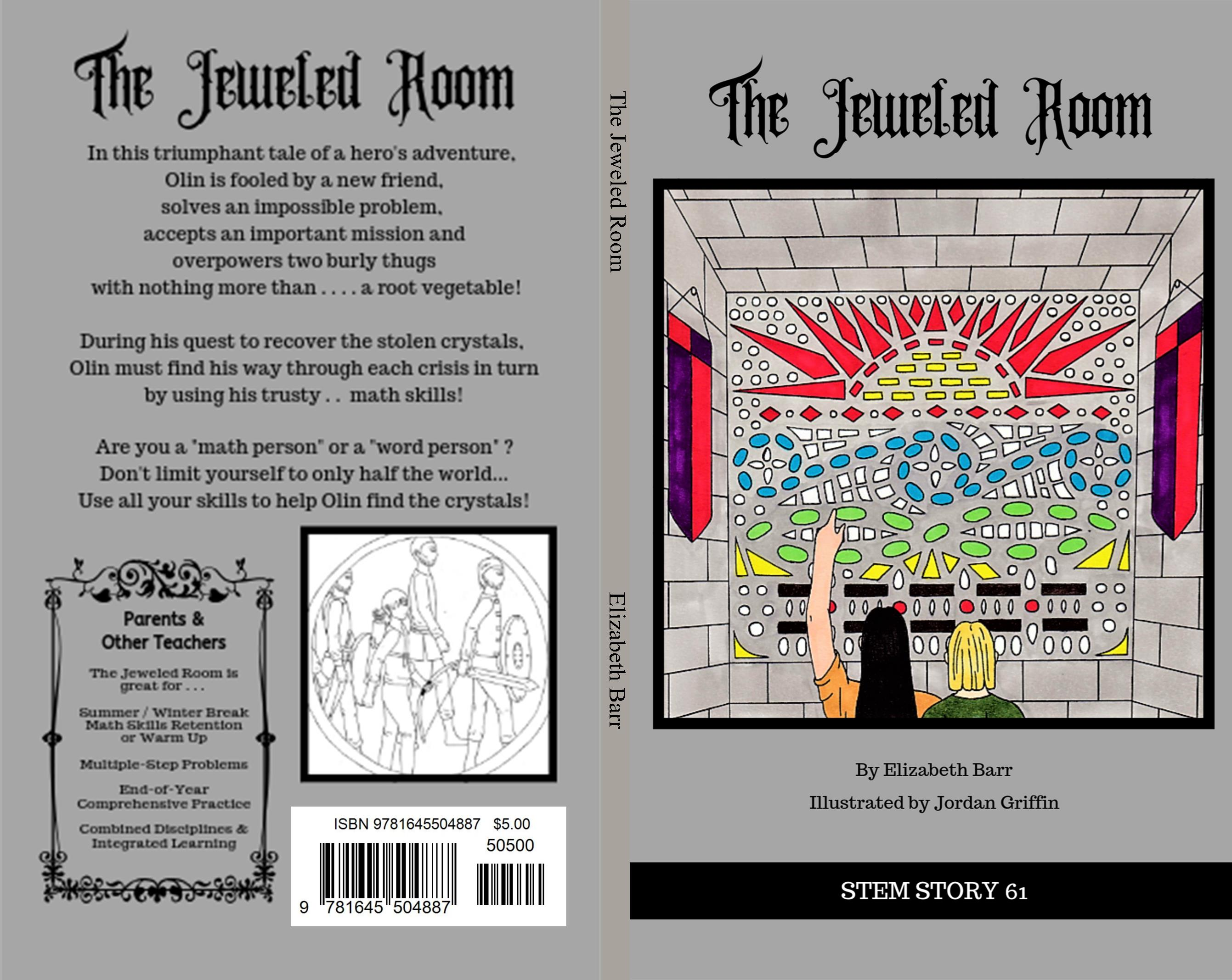 The Jeweled Room cover image
