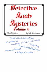 Detective Moab Mysteries Vol 8 cover image