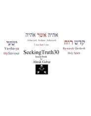 SeekingTruth30 Lesson Book cover image