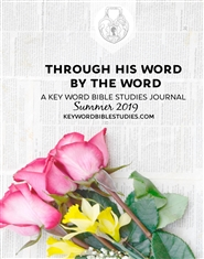Through HIS Word by the Wo ... cover image