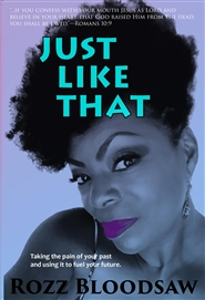 JUST LIKE THAT cover image