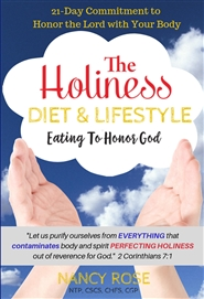 The Holiness Diet & Lifestyle cover image