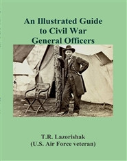 An Illustrated Guide to Civil War General Officers cover image