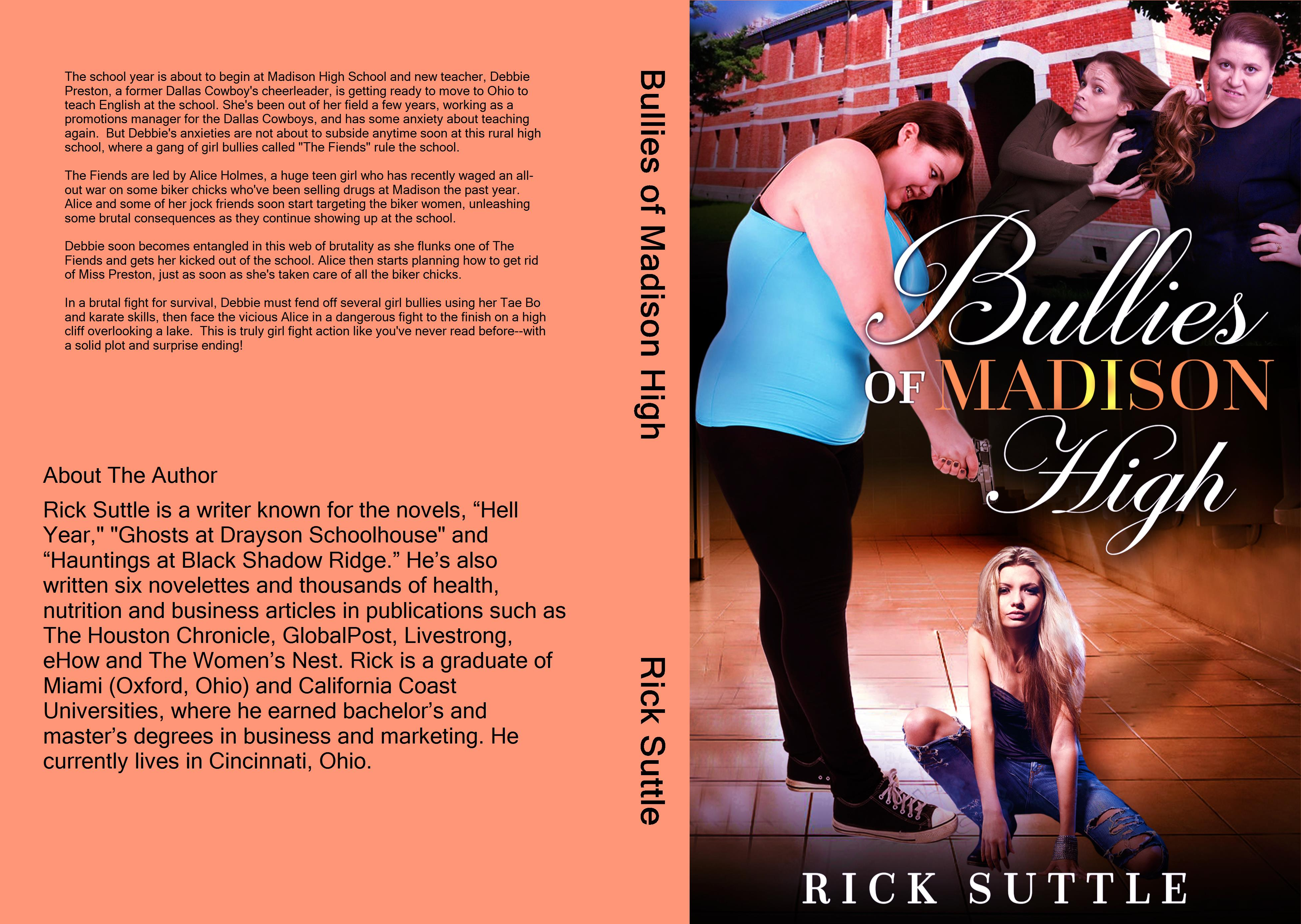 Bullies of Madison High cover image