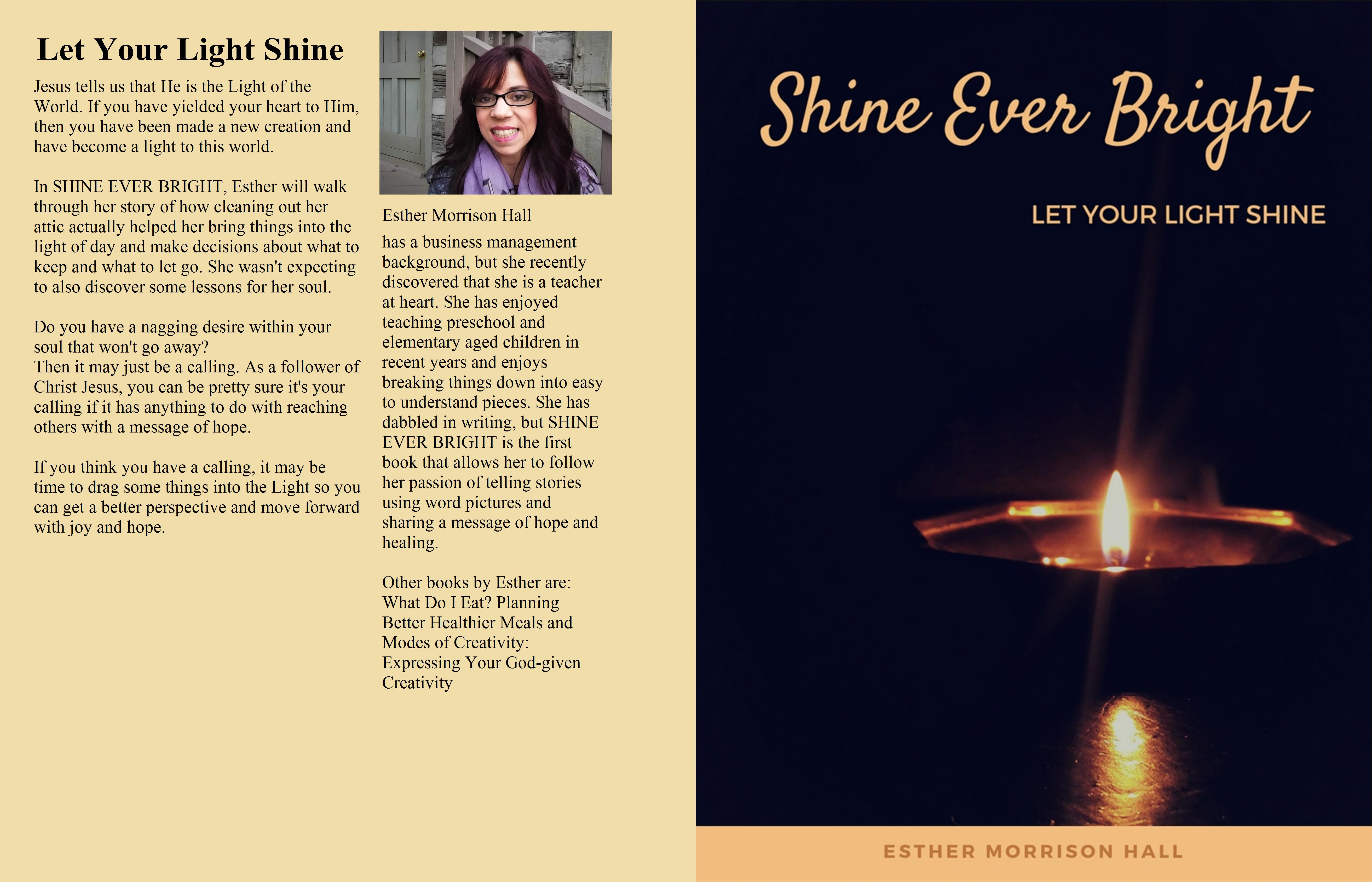 Shine Ever Bright: Let Your Light Shine cover image
