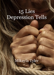15 Lies Depression Tells cover image