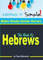 Hebrews Study Guide cover image