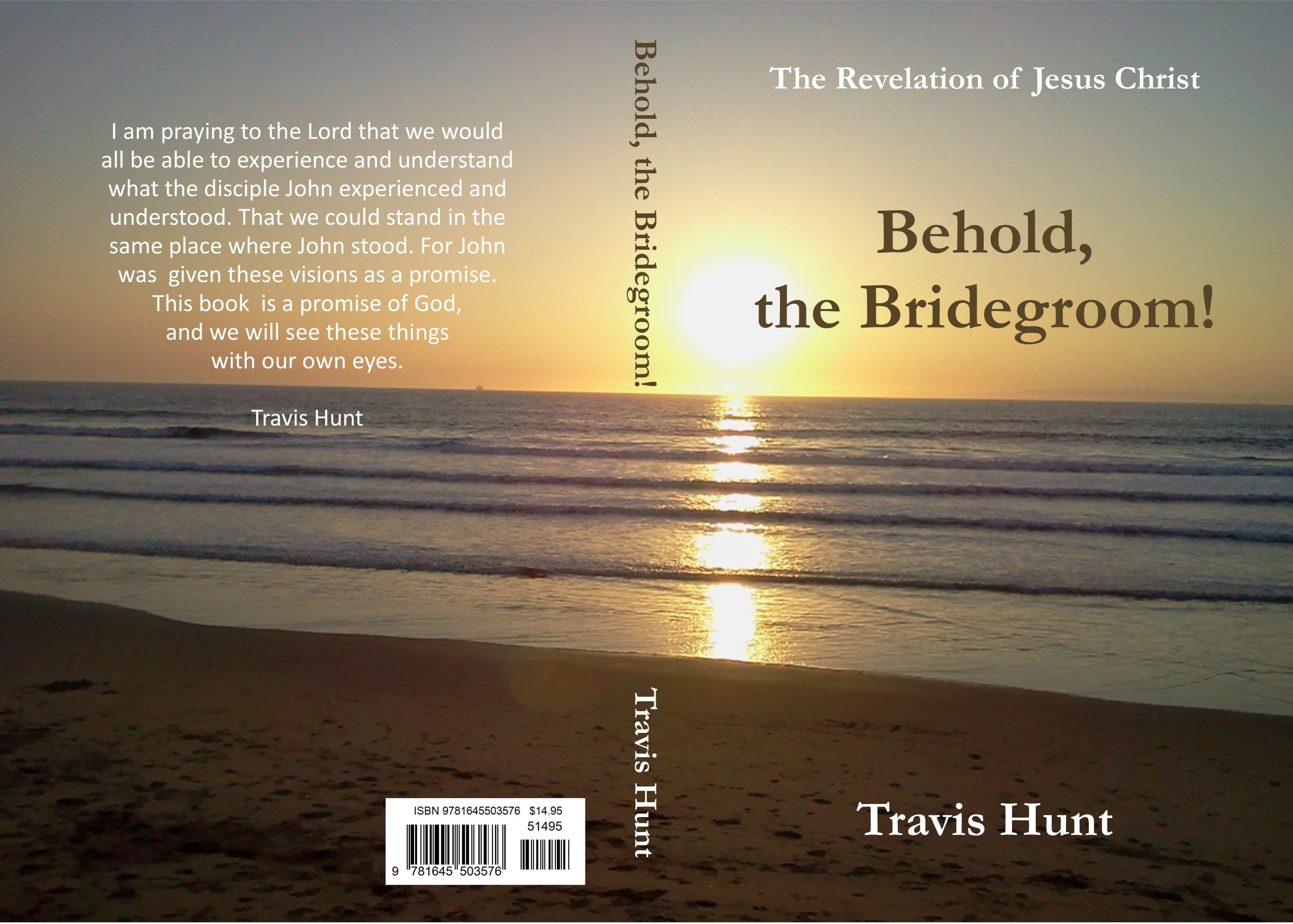 Behold, the Bridegroom! cover image
