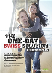 Der Swiss Solution 1-Tages-Ernaehrungsplan cover image