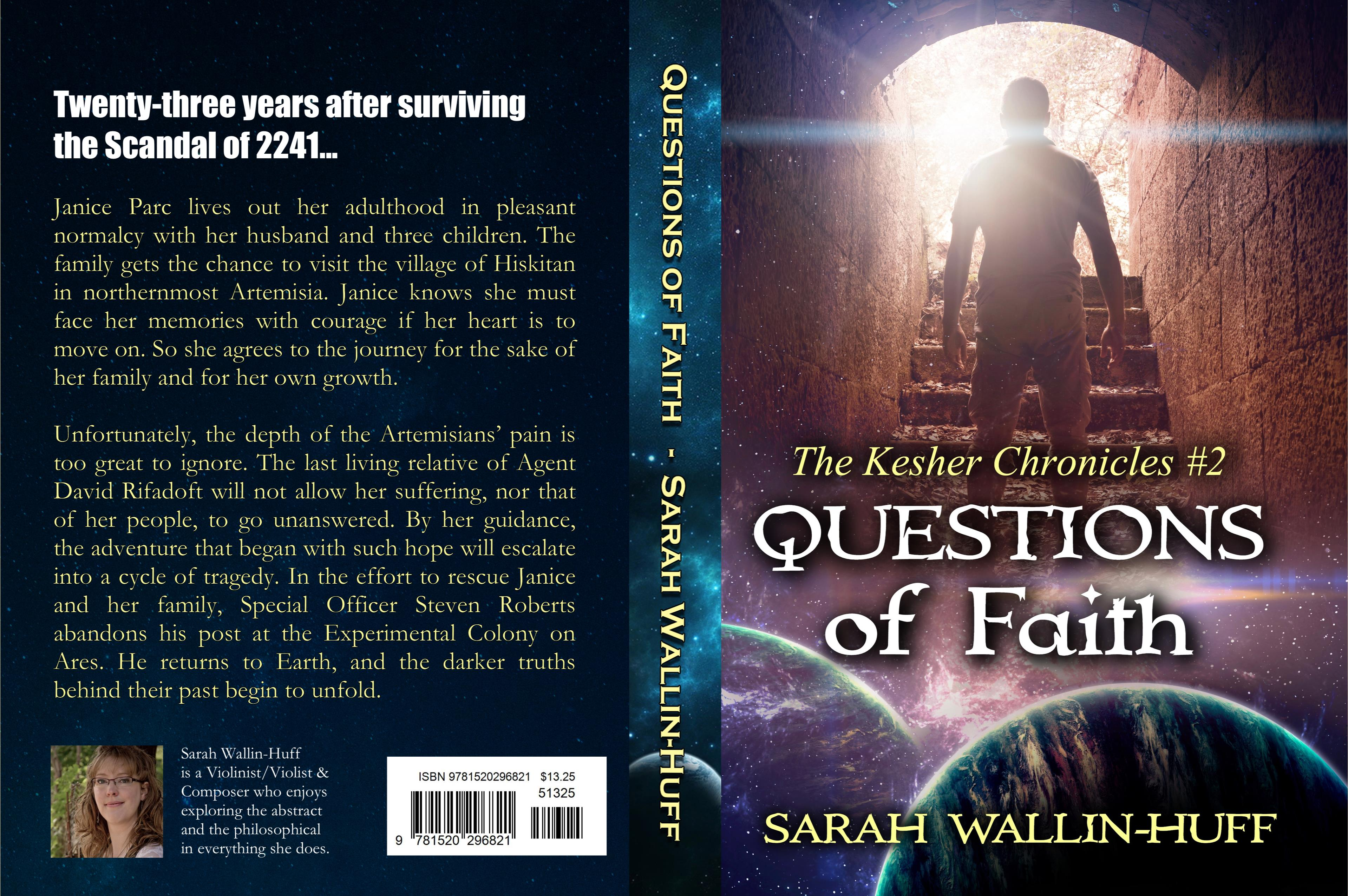 Questions of Faith (The Kesher Chronicles #2) cover image