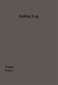 Sailing Log cover image