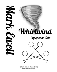 Whirlwind ~ Xylophone Solo cover image