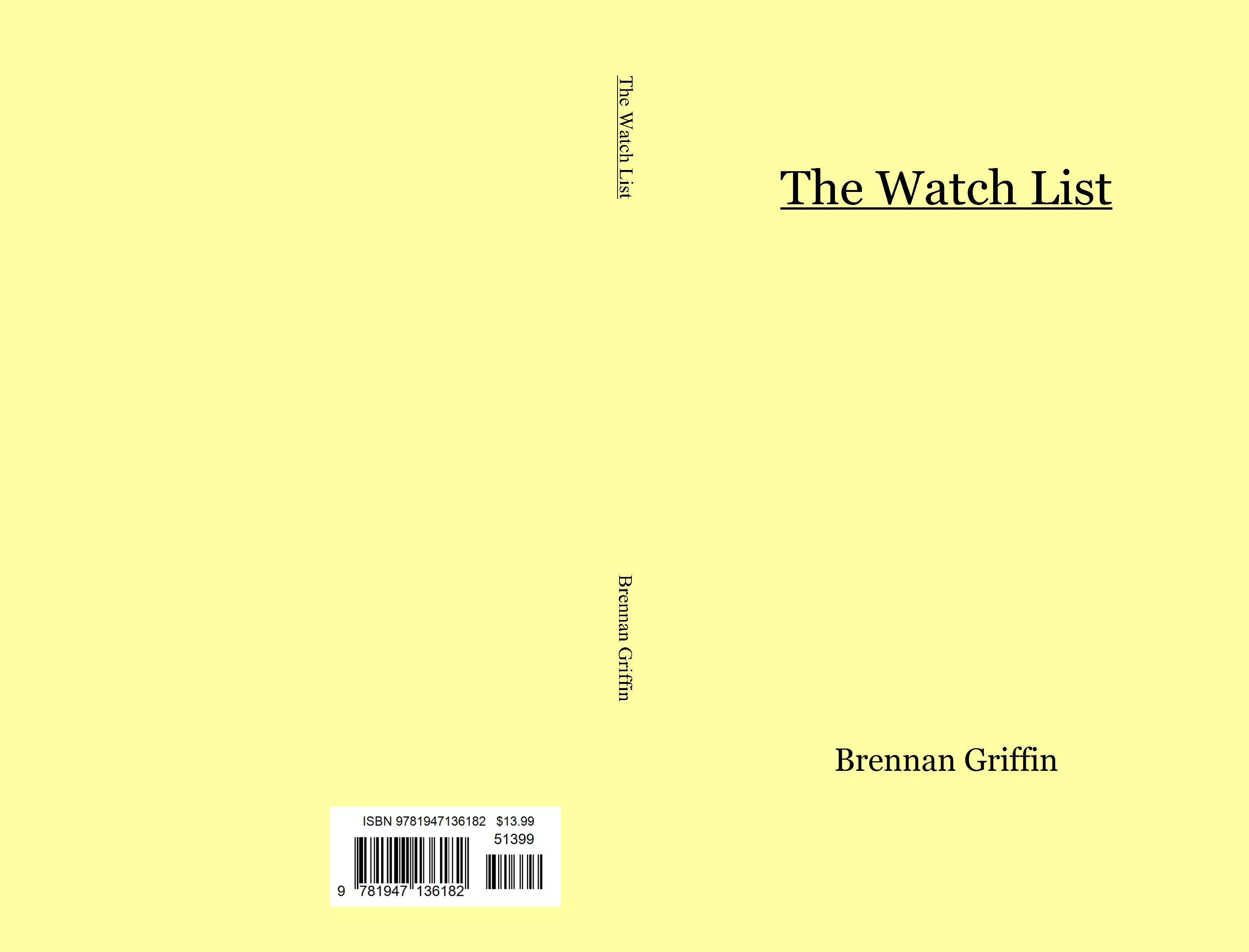 The Watch List cover image