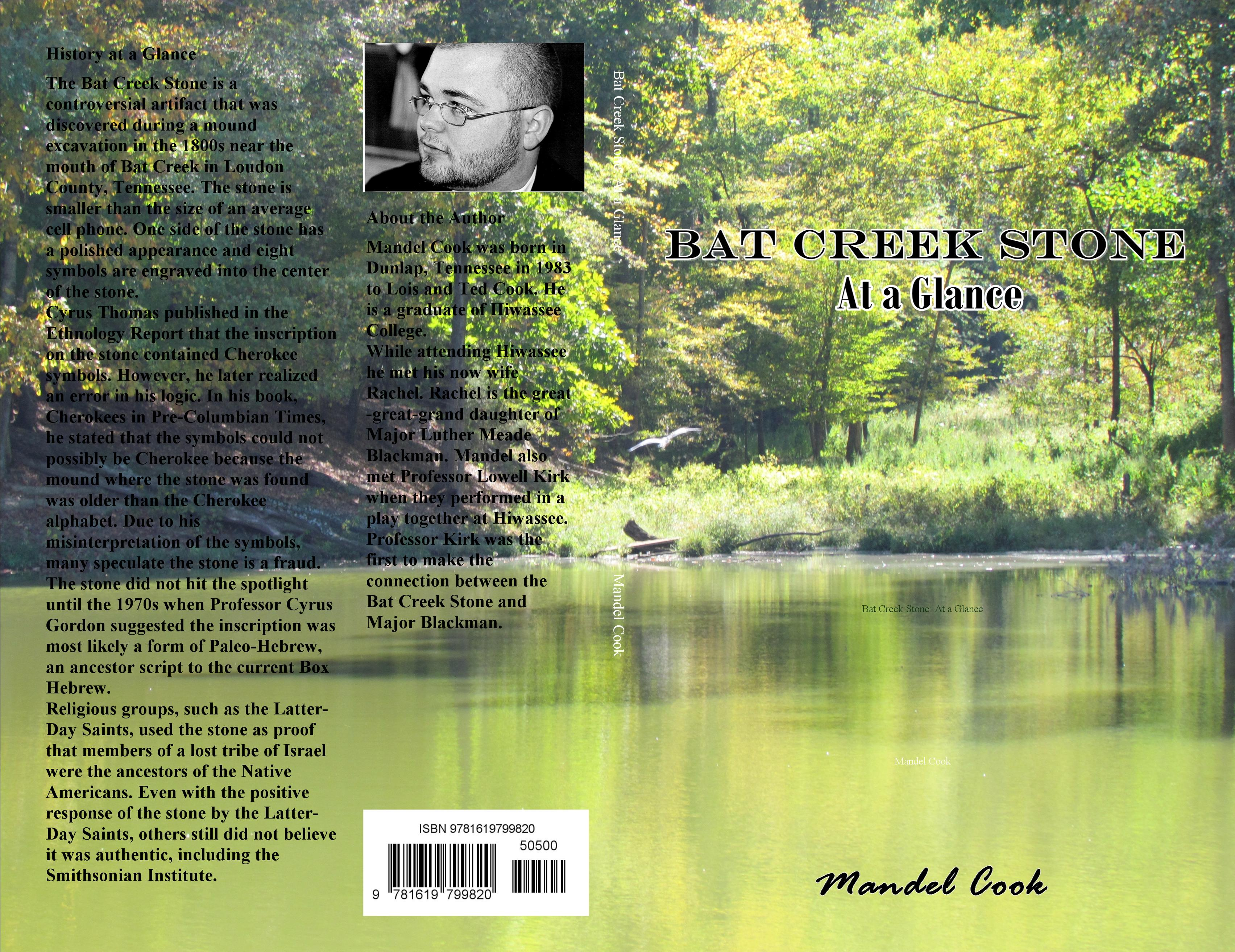 Bat Creek Stone: At a Glance cover image