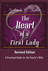 The Heart of a First Lady Revised Edition cover image