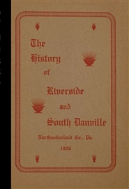 History of Riverside and South Danville cover image