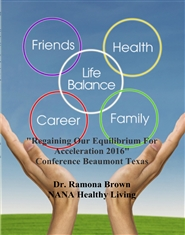 """Regaining Our Equilibrium For Acceleration 2016"" Conference Beaumont Texas cover image"