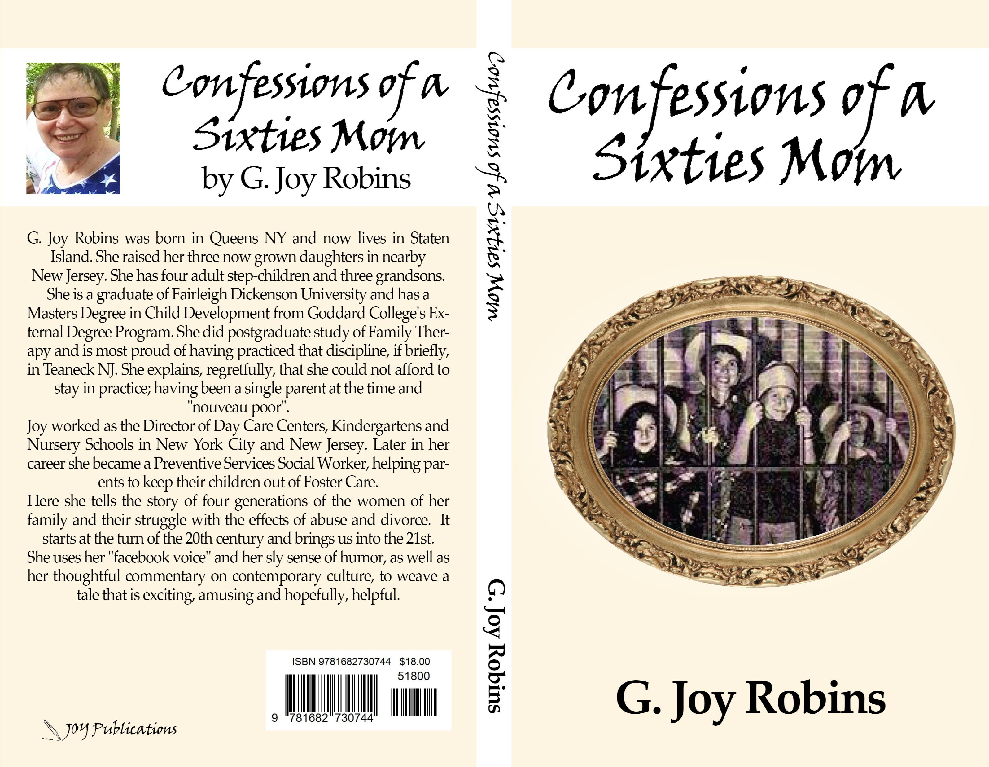 Confessions of a Sixties Mom cover image