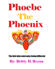 Phoebe The Phoenix cover image