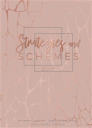 2017 - 2018 Strategies and Schemes Planner cover image