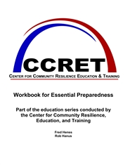 CCRET Essential Preparedness Workbook cover image